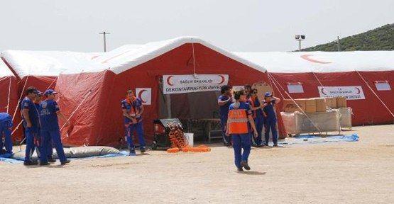 Mobil Hastane Çadırı