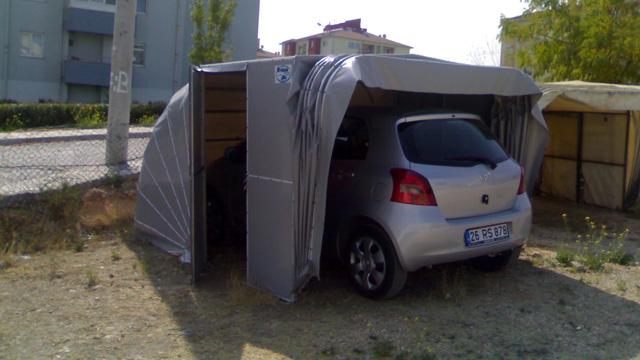 Garaj Tentesi