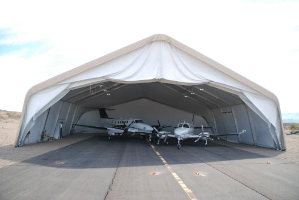 uçak hangarları çadırı